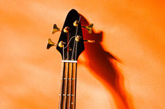Bass Guitar Stock Photos