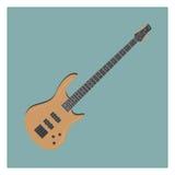 Bass guitar Royalty Free Stock Photography
