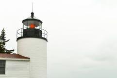 Bass Harbor Fotografia Stock Libera da Diritti