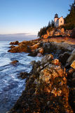 Bass Harbor Head, Light Royalty Free Stock Image