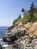 Bass Harbor Head Light, Acadia National Park royalty free stock photo