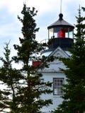 Bass Harbor Head Lighthouse Stock Photos