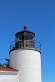 Bass Harbor Lighthouse Images libres de droits