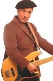Bass man Stock Image