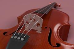 Bass - musical instrument Royalty Free Stock Photos