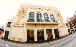 The Bass Performance Hall, Fort Worth Texas Stock Photos