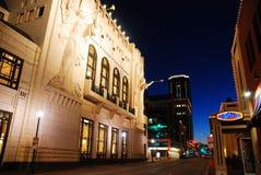Bass Performance Hall, Ft di valore, il Texas fotografia stock