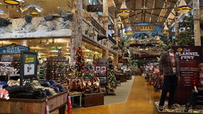Bass Pro Shop at Silverton Hotel and Casino in Las Vegas, Nevada Stock Photos