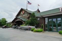 Bass Pro Shops, fachada de Springfield, Missouri Fotografía de archivo