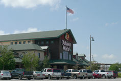 Bass Pro Shops Outdoor World, de Raad Bluffs, Iowa Stock Afbeeldingen