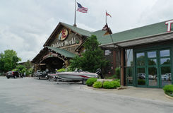 Bass Pro Shops, Springfield, Missouri facade Stock Photography