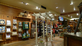 Bass Pro Shops, Springfield, MO home decor Stock Image