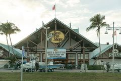Bass Pro Shops, whose Rossford has over 70 stores across the United States. stock photo