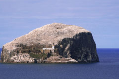 Bass rock Stock Photo