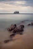 The Bass Rock, Tantallon, East Lothian, Scotland Royalty Free Stock Photography