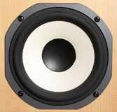 Bass speaker Stock Photography