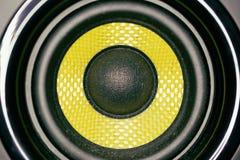 Bass Speaker photographie stock libre de droits