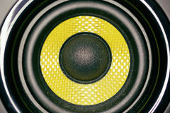 Bass Speaker Royalty Free Stock Photography