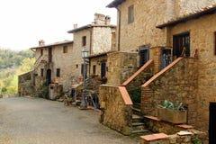 Bassano dans Teverina Images stock