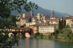 Bassano del Grappa, Italië Royalty-vrije Stock Foto's