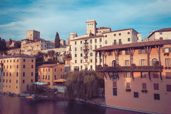 Bassano del Grappa Royalty Free Stock Images