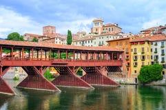 Bassano del Grappa, Veneto, Italy Stock Photography