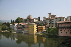 Bassano del Grappa Royalty Free Stock Image