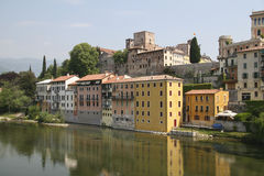 Bassano del Grappa Royalty Free Stock Photos