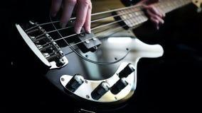 Basse de pastenague de Musicman Image stock