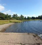 Bassenthwaite Jezioro Fotografia Royalty Free