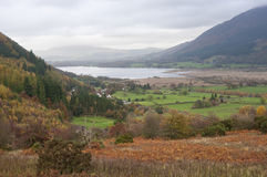 Bassenthwaite Lake Royalty Free Stock Photos