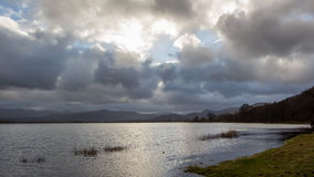 Bassenthwaite Lake England UK Stock Image