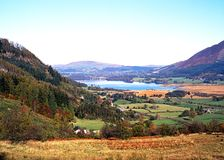Bassenthwaite Lake. Stock Photography