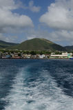 Basseterre, St. Kitts Royalty Free Stock Photo