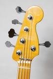 Bassguitar Arkivfoto