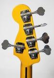 Bassguitar Fotografering för Bildbyråer