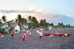 Bassifondi in Filippine Fotografie Stock Libere da Diritti