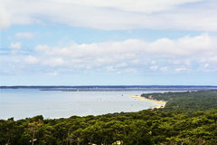 Bassin d'Arcachon, Aquitaine, France Royalty Free Stock Photography
