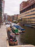 Bassin de Paddington, Londres Photographie stock libre de droits