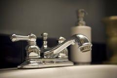 bassin de salle de bains photographie stock