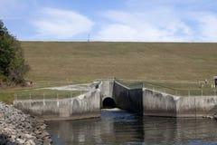 Bassin de Stilliing Image libre de droits