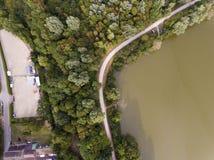 Bassin de Trevoix, Ollainville στοκ φωτογραφία με δικαίωμα ελεύθερης χρήσης