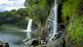 Bassin la Paix waterfall  Stock Image