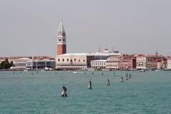 Bassin van San Marco Stock Foto's