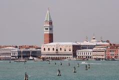 Bassin von San Marco Stockbild