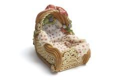 bassinetminiature Royaltyfri Bild