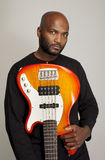 Bassist Stock Photography