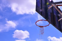 Bassketball,thailand. Play zone bassketball for peple thailand Royalty Free Stock Photography