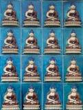 Basso-relievo del ídolo chino Foto de archivo libre de regalías