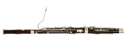Bassoon Royalty Free Stock Images